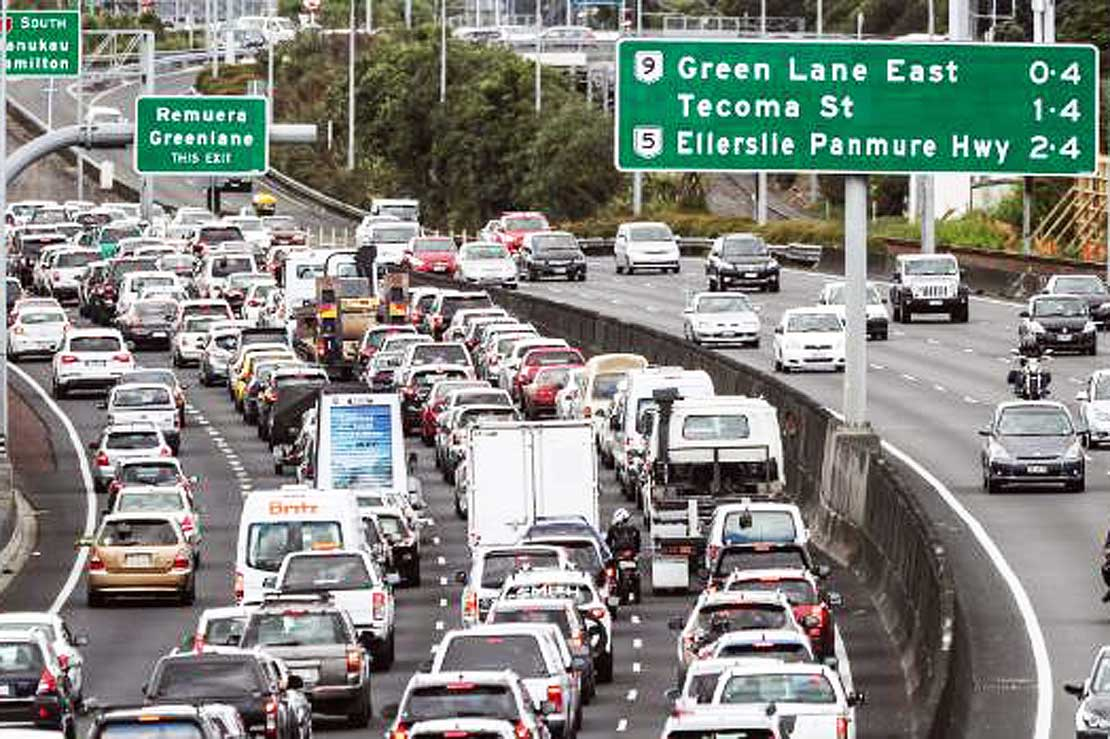 Survey finds anxious drivers rule on NZ roads